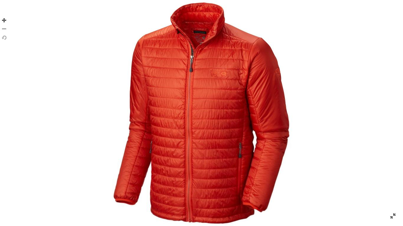 Mountain Hardwear Mens Thermostatic™ Jacket Flame