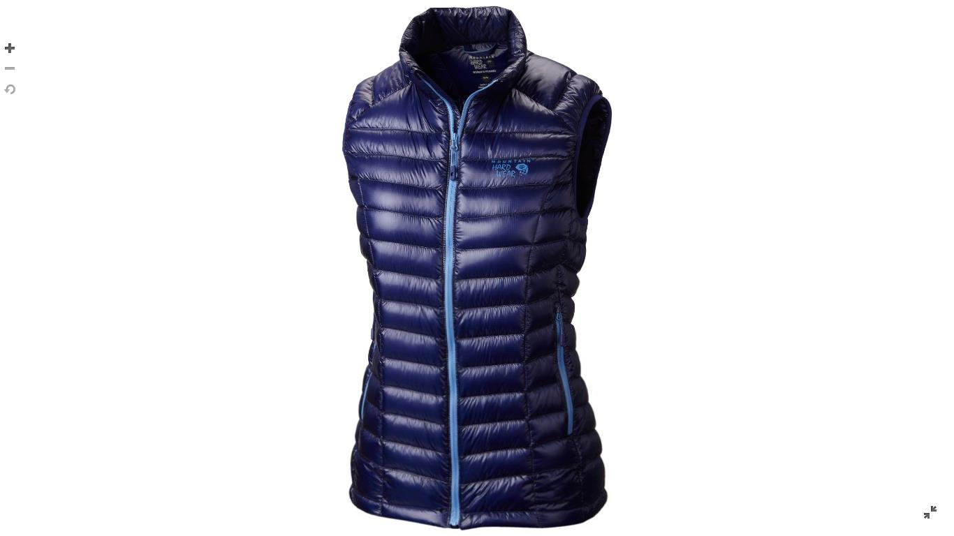 Mountain Hardwear Womens Ghost Whisperer™ Down Vest Aristocrat