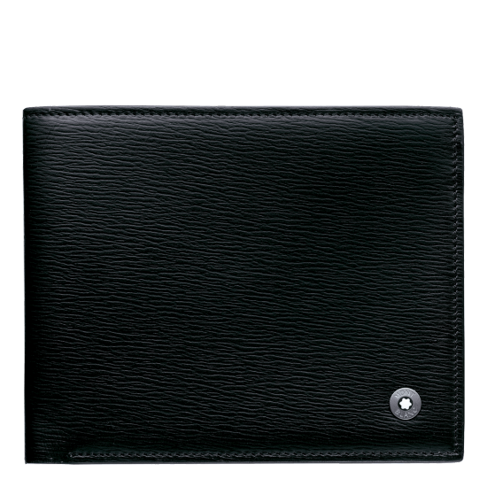 MONT BLANC 4810 WESTSIDE WALLET 6CC WITH 2 VIEW POCKETS