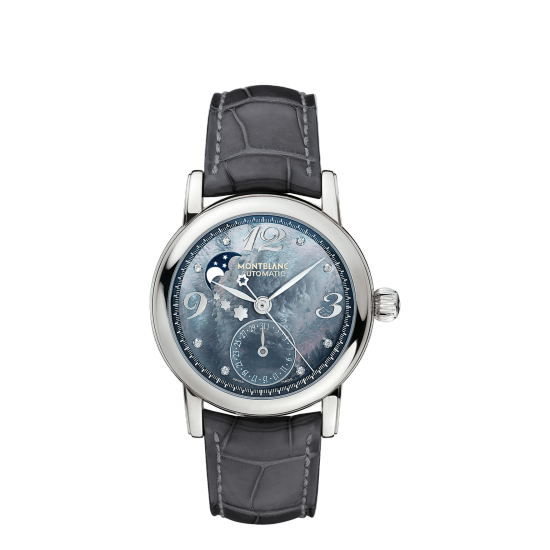 MONT BLANC STAR LADY MOONPHASE AUTOMATIC