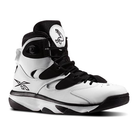 REEBOK MEN'S CLASSICS SHAQ ATTAQ IV Black / White