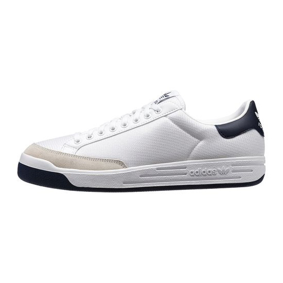 Men's Adidas Originals Rod Laver Shoes Running White Ftw / Running White / Collegiate Navy