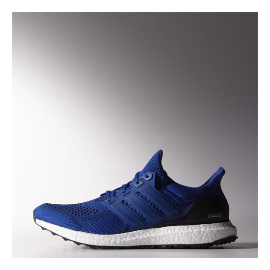 Men's Adidas Running Ultra Boost Shoes Collegiate Royal / Air Force Blue / Collegiate Navy