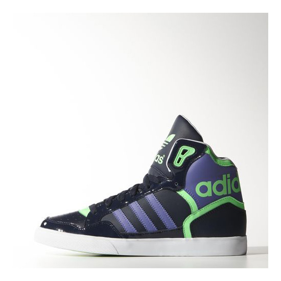 Women's Adidas Originals Extaball Shoes Collegiate Navy