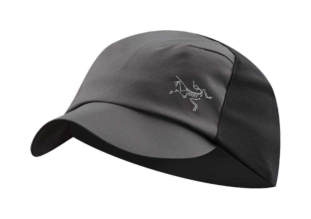 Arcteryx Men Graphite Escapa Cap - New