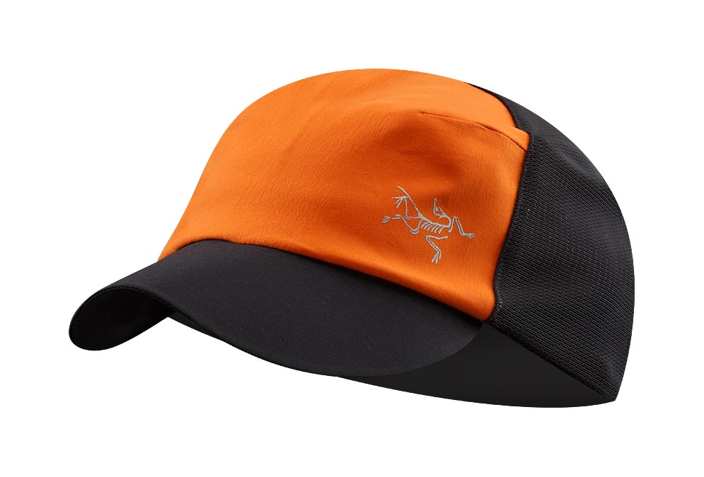 Arcteryx Men Iron Oxide Escapa Cap - New