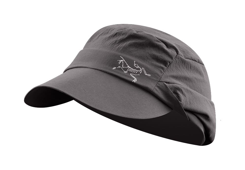 Arcteryx Men Graphite Spiro Cap - New