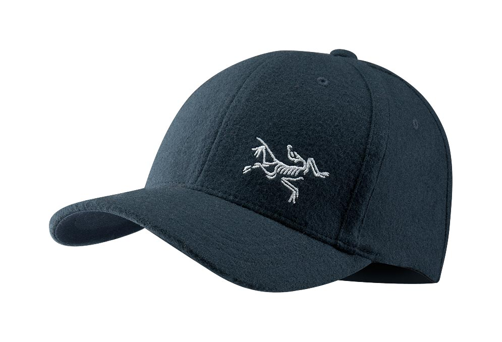 Arcteryx Men Blue Moon Wool Bird Cap