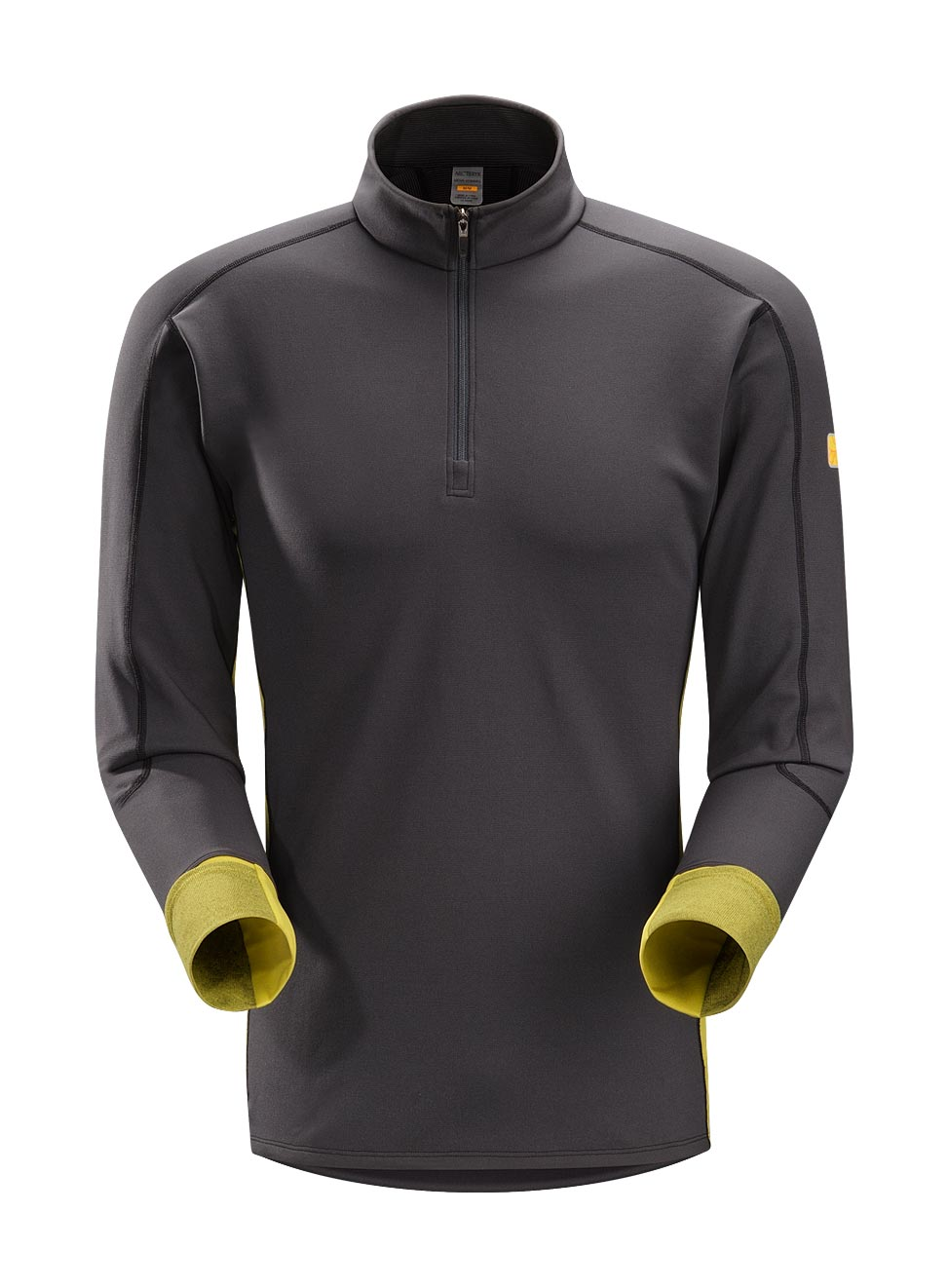 Arcteryx Men Graphite Phase SV Comp LS