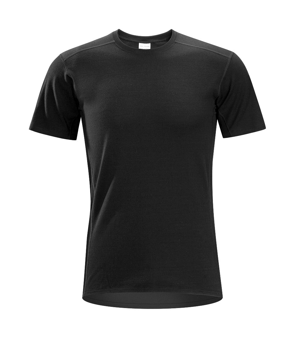 Arcteryx Men Black Eon SLW T-Shirt