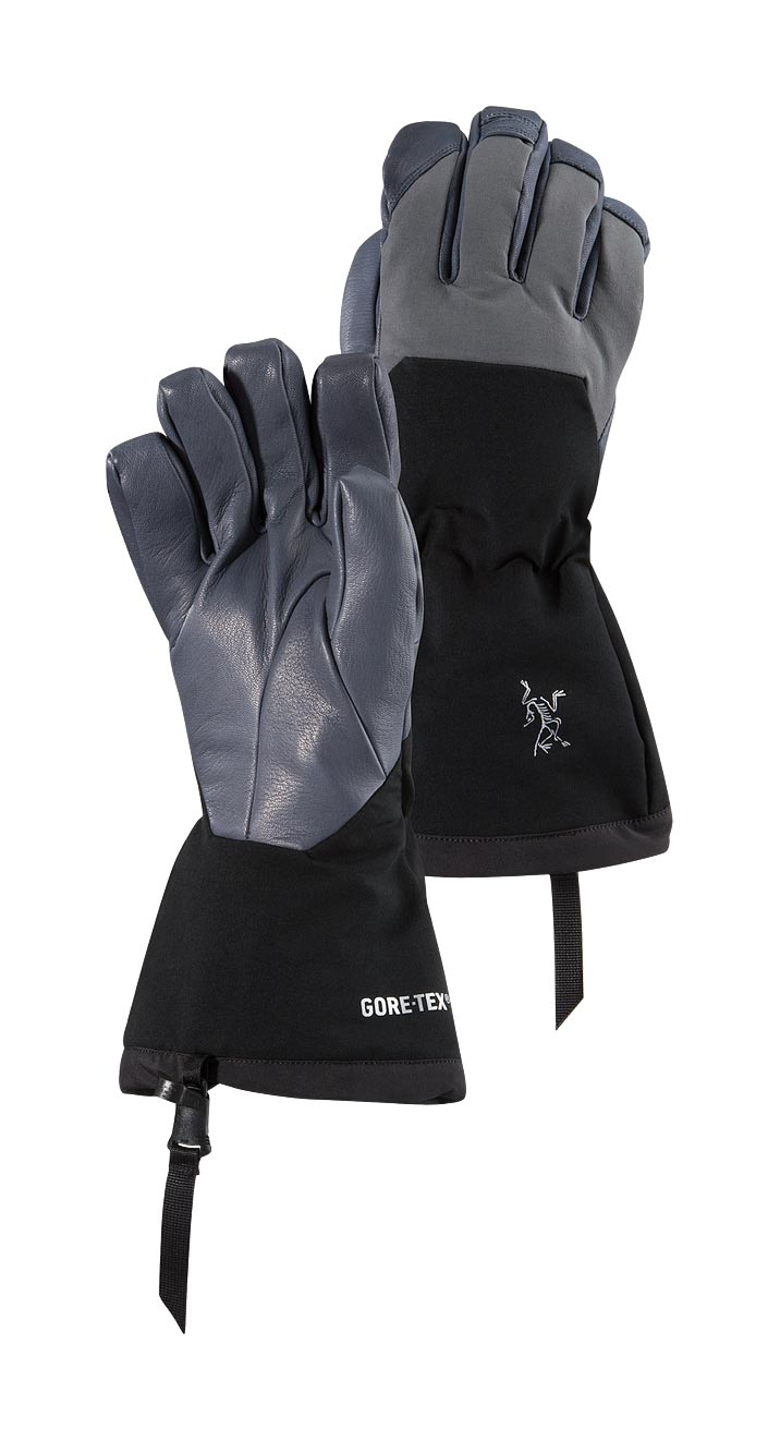 Arcteryx Men Damascus Steel Zenta AR Glove