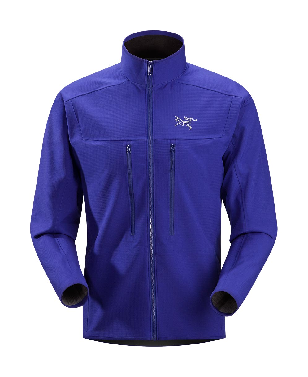 Arcteryx Jackets Men Squid Ink Acto MX Jacket