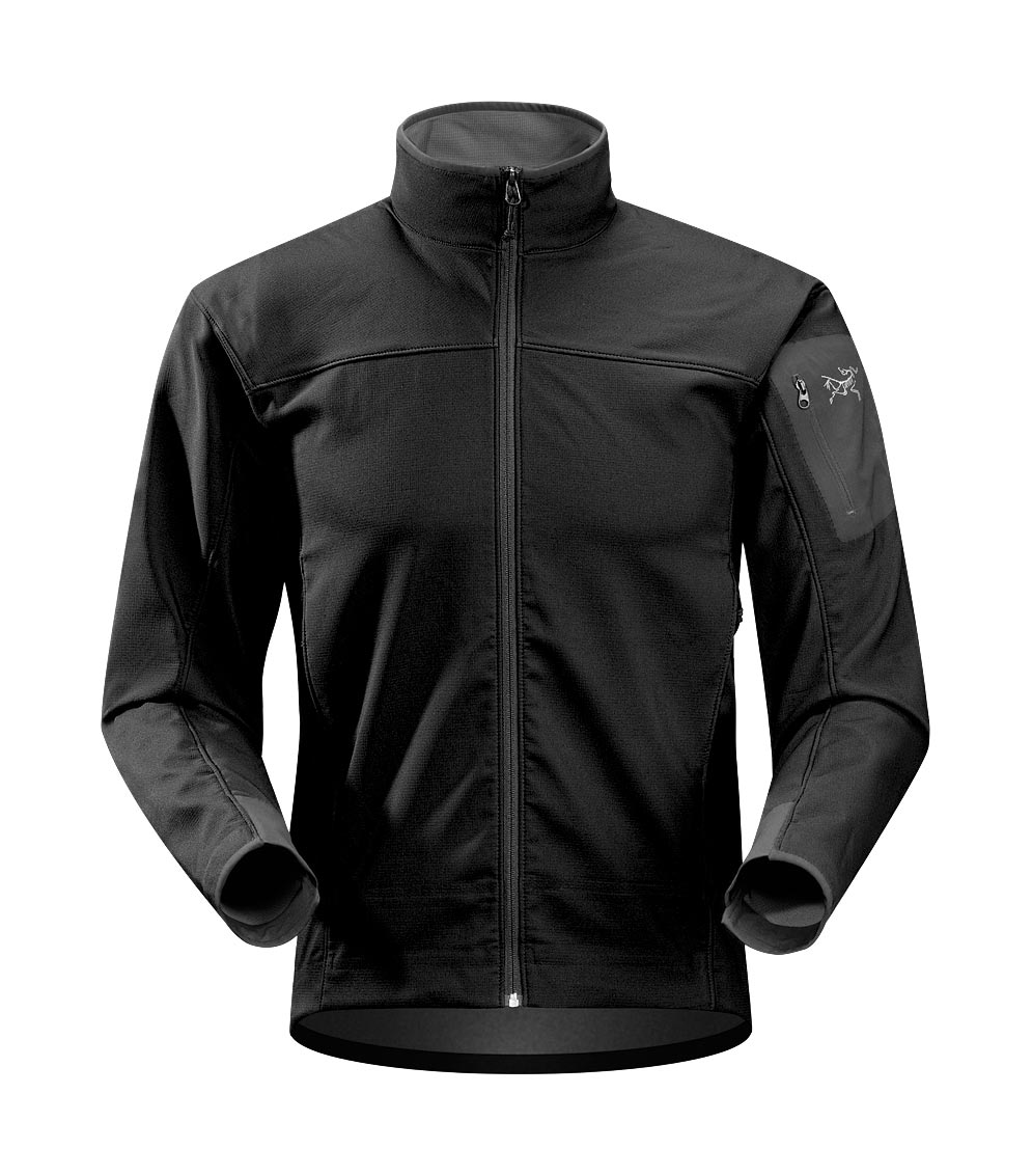Arcteryx Jackets Men Black Epsilon AR Jacket