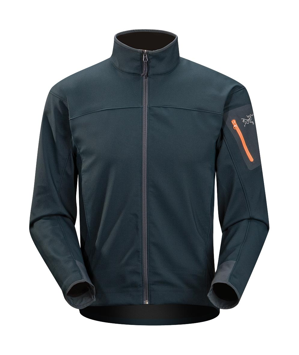 Arcteryx Jackets Men Deep Dusk Epsilon AR Jacket
