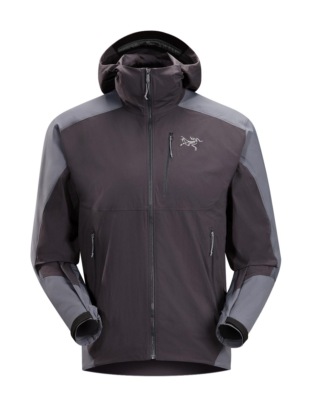 Arcteryx Jackets Men Damascus Steel Gamma SL Hybrid Hoody - New
