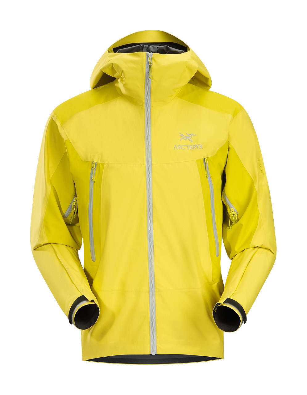 Arcteryx Jackets Men Citron Alpha SL Hybrid Jacket - New