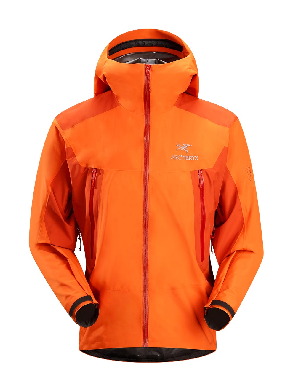 Arcteryx Jackets Men Naranja Alpha SL Hybrid Jacket - New