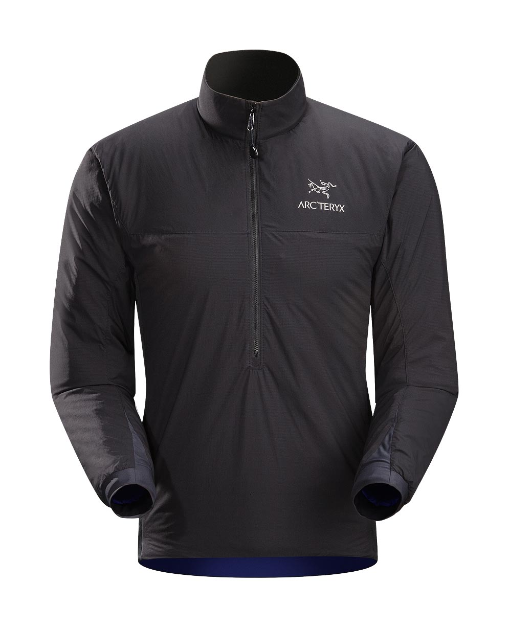 Arcteryx Jackets Men Black Atom LT Pullover