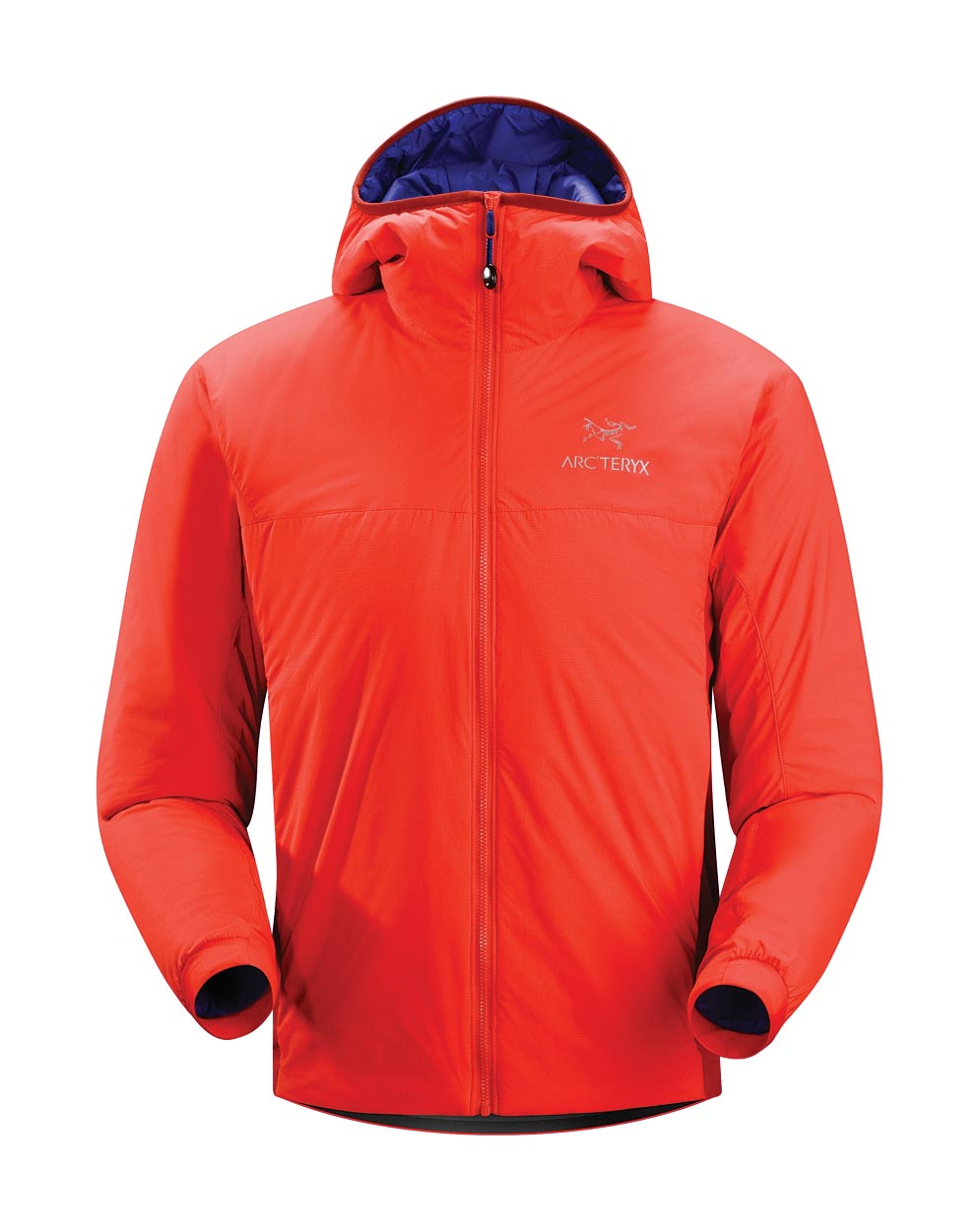 Arcteryx Jackets Men Poppy Atom LT Hoody