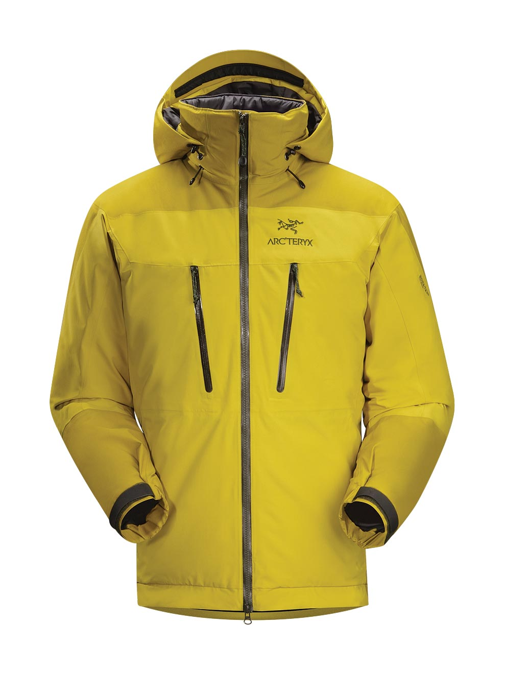 Arcteryx Jackets Men Lichen Fission SV Jacket