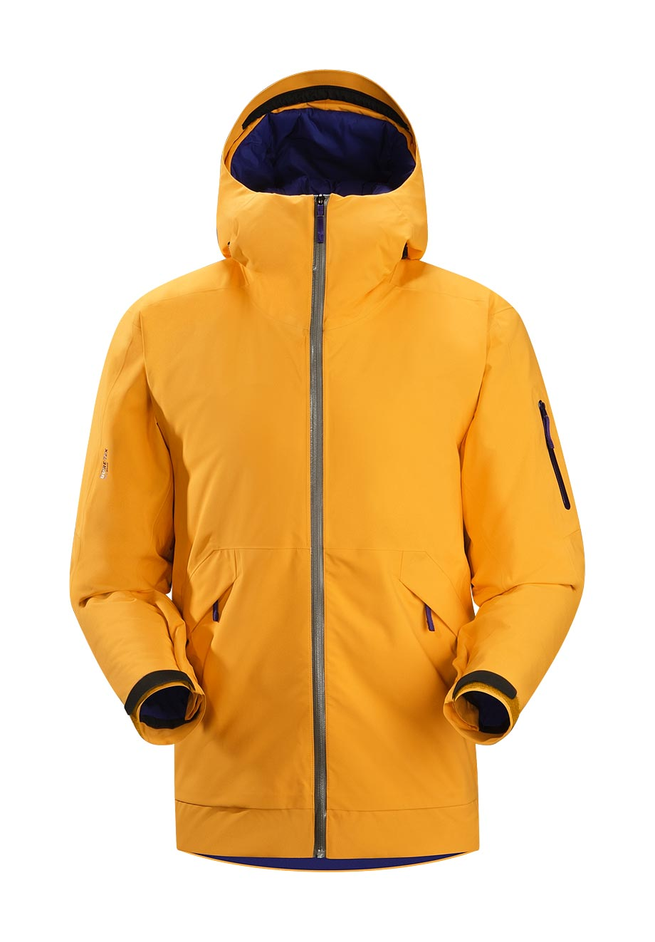 Arcteryx Jackets Men Amber Ale Micon Jacket