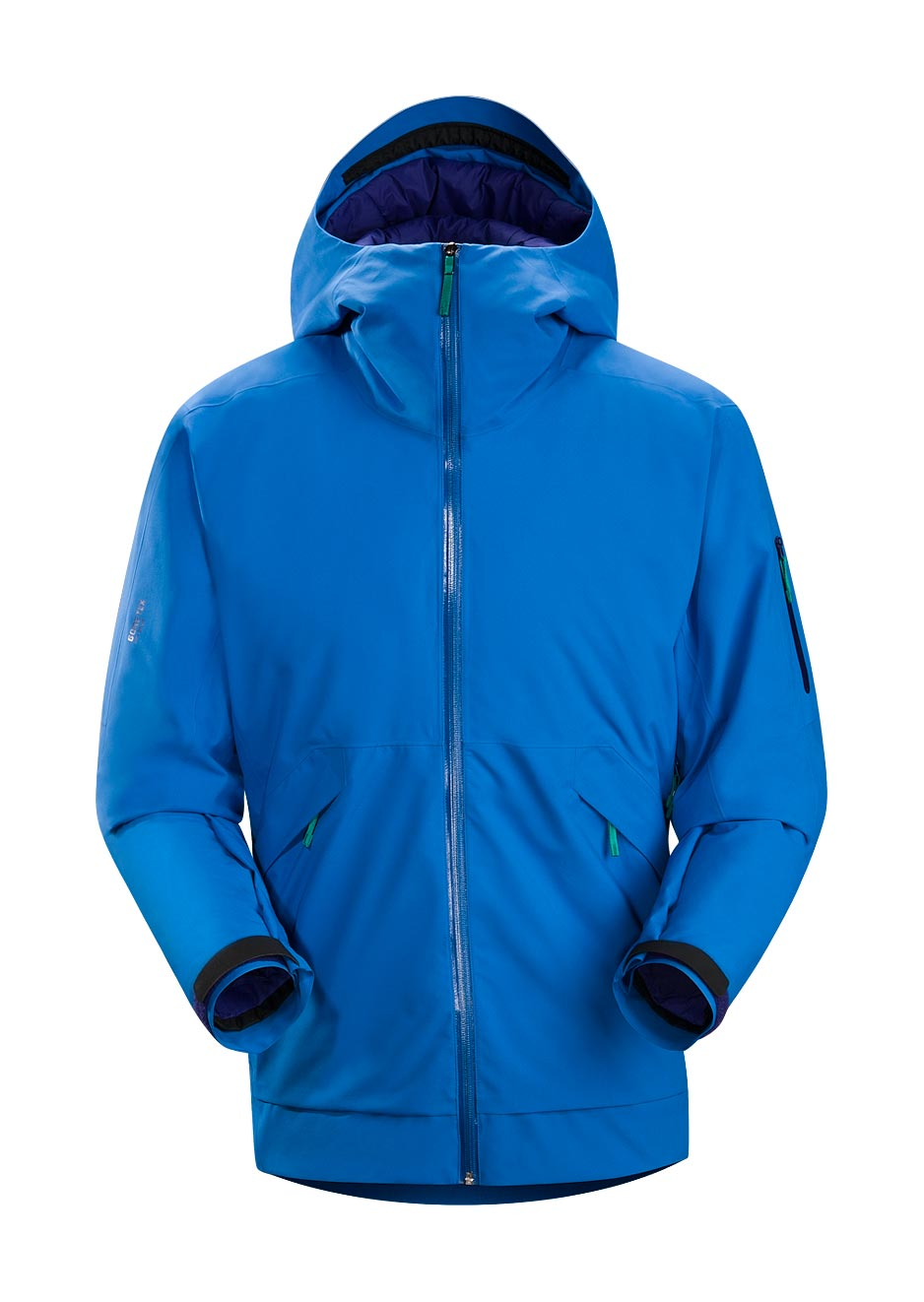 Arcteryx Jackets Men Blue Ray Micon Jacket