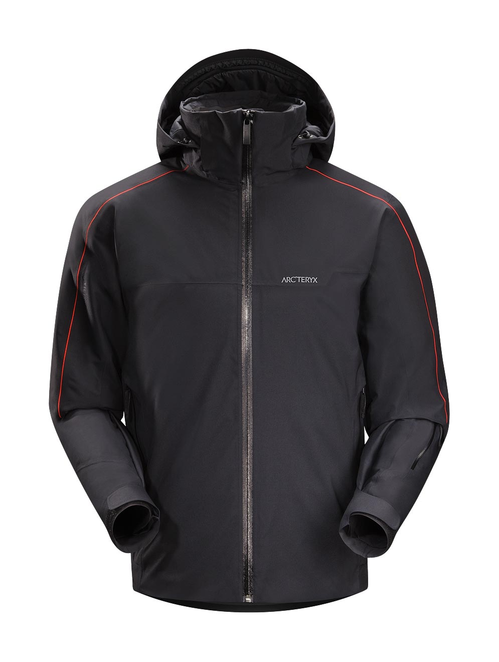 Arcteryx Jackets Men Black Ventii Jacket