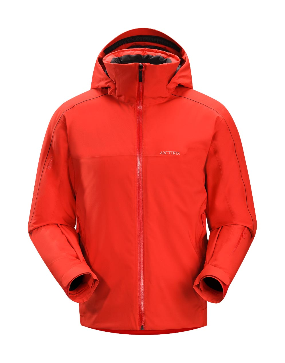 Arcteryx Jackets Men Cardinal Ventii Jacket