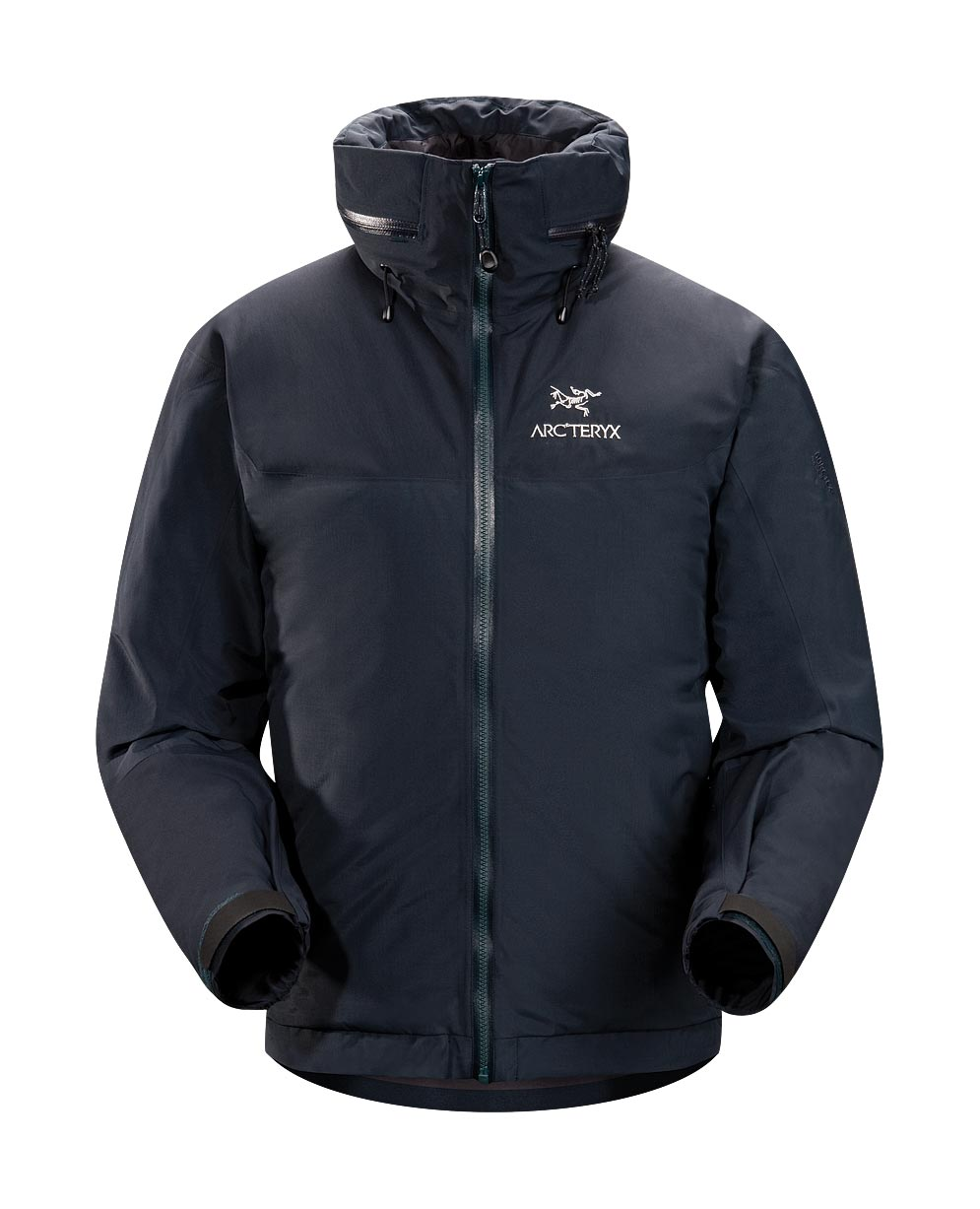 Arcteryx Jackets Men Deep Dusk Fission AR Jacket