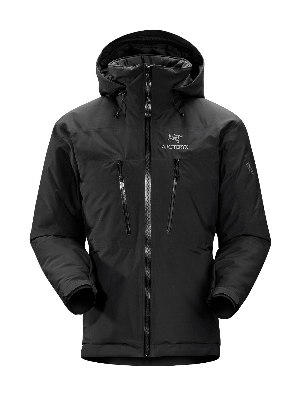 Arcteryx Jackets Men Black Fission SV Jacket