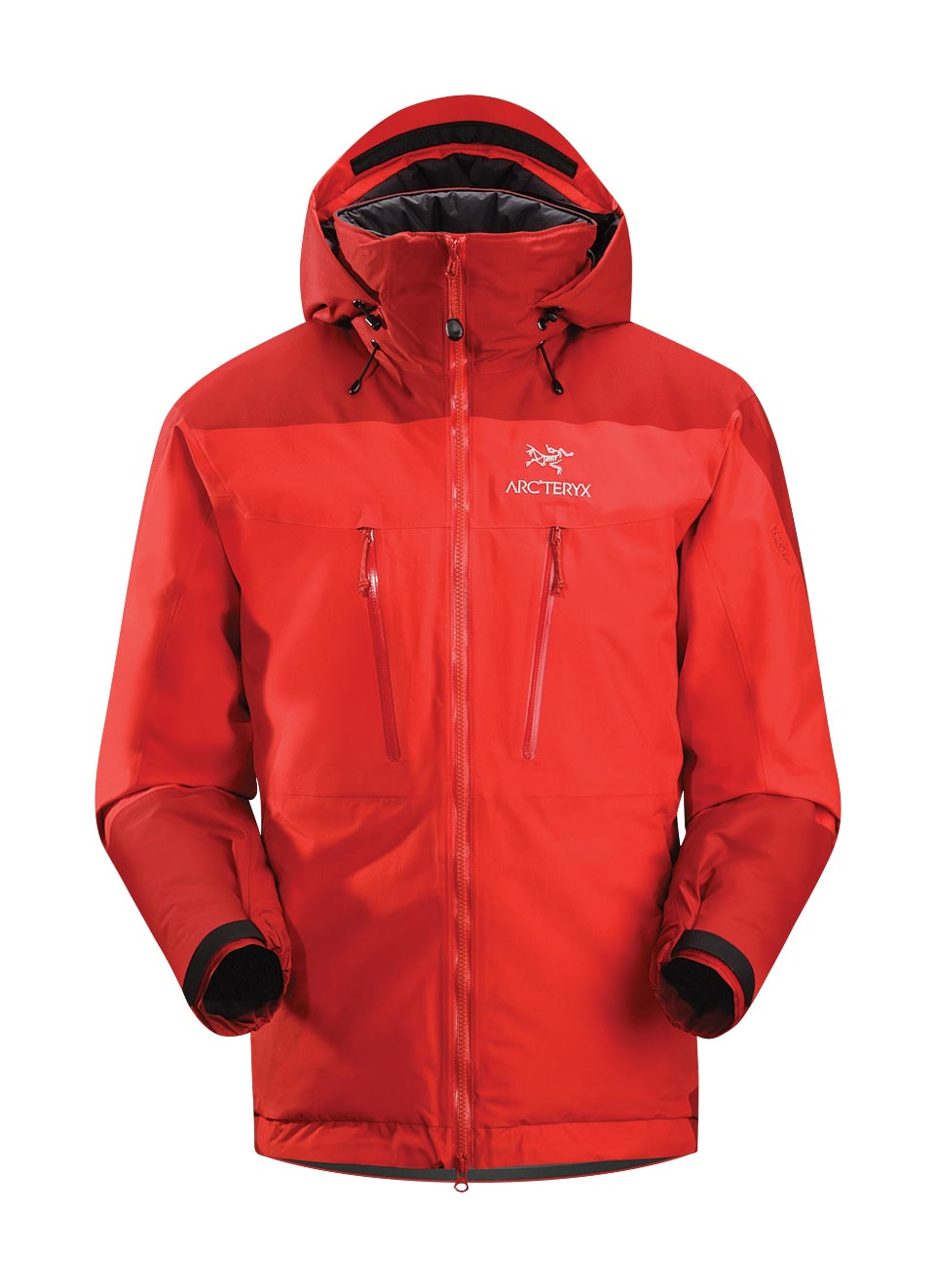 Arcteryx Jackets Men Cardinal Fission SV Jacket