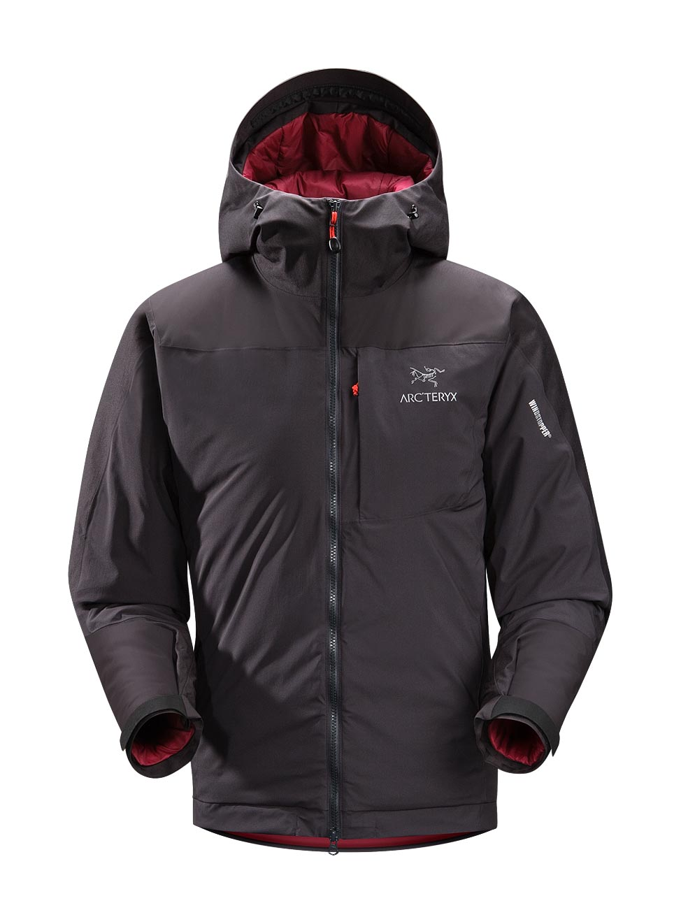 Arcteryx Jackets Men Carbon Copy Kappa Hoody