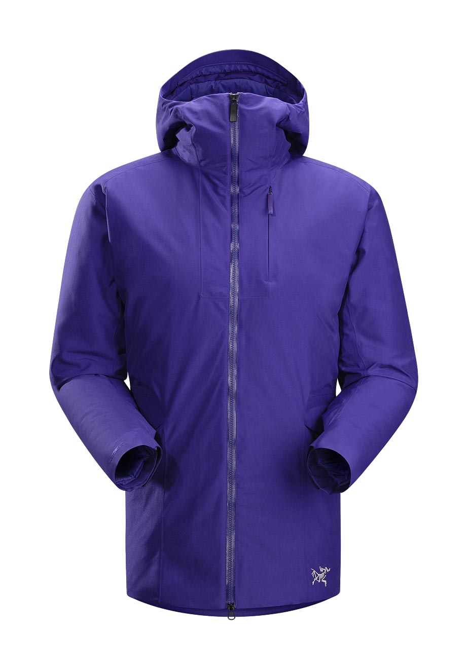 Arcteryx Jackets Men Squid Ink Khuno Parka