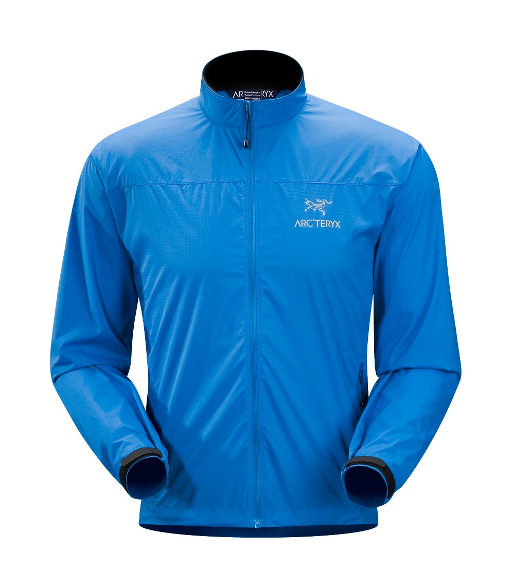 Arcteryx Jackets Men Miro Blue Celeris Jacket