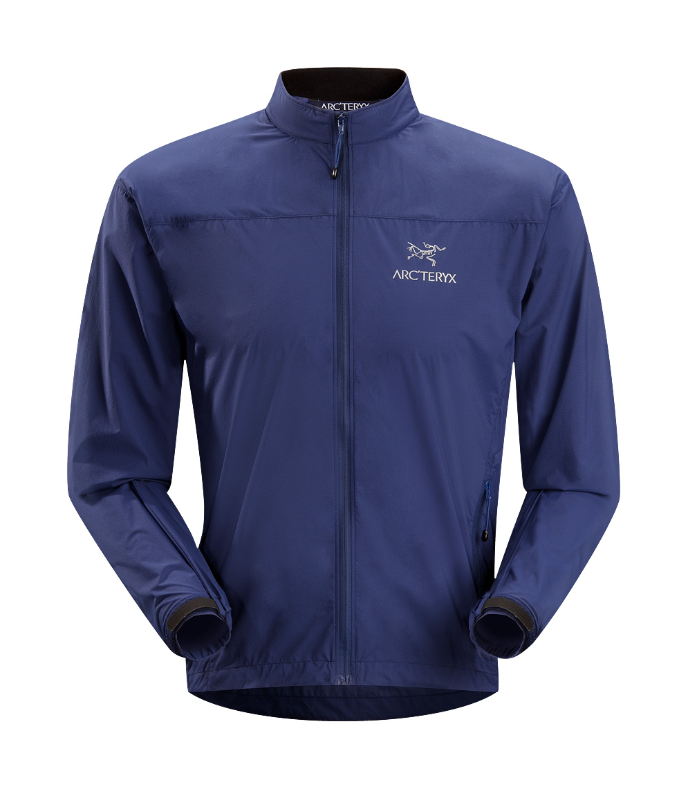 Arcteryx Jackets Men Olympus Blue Celeris Jacket