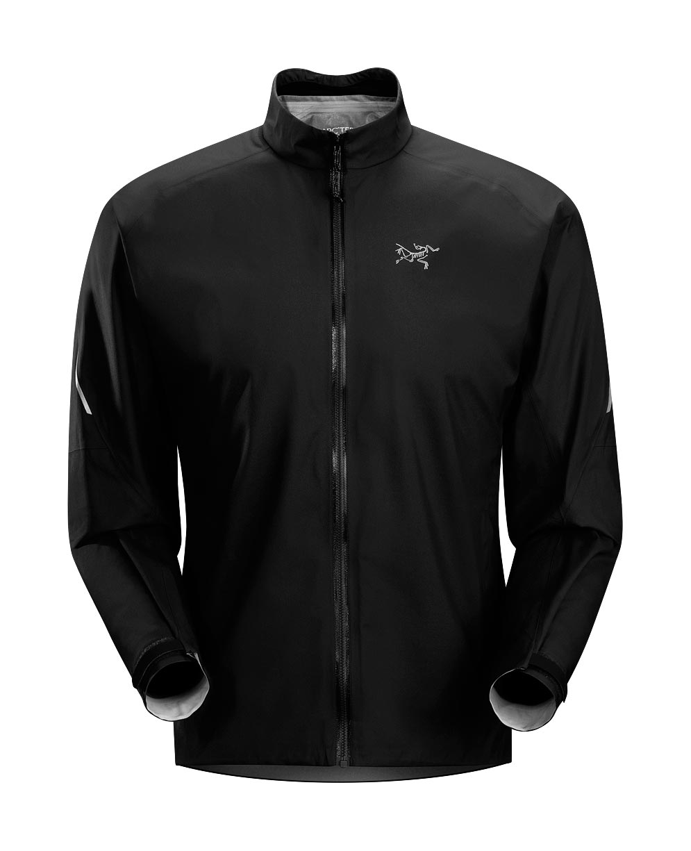 Arcteryx Jackets Men Black Visio FL Jacket - New