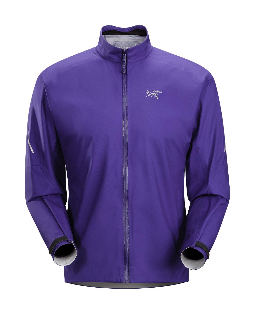 Arcteryx Jackets Men Squid Ink Visio FL Jacket - New