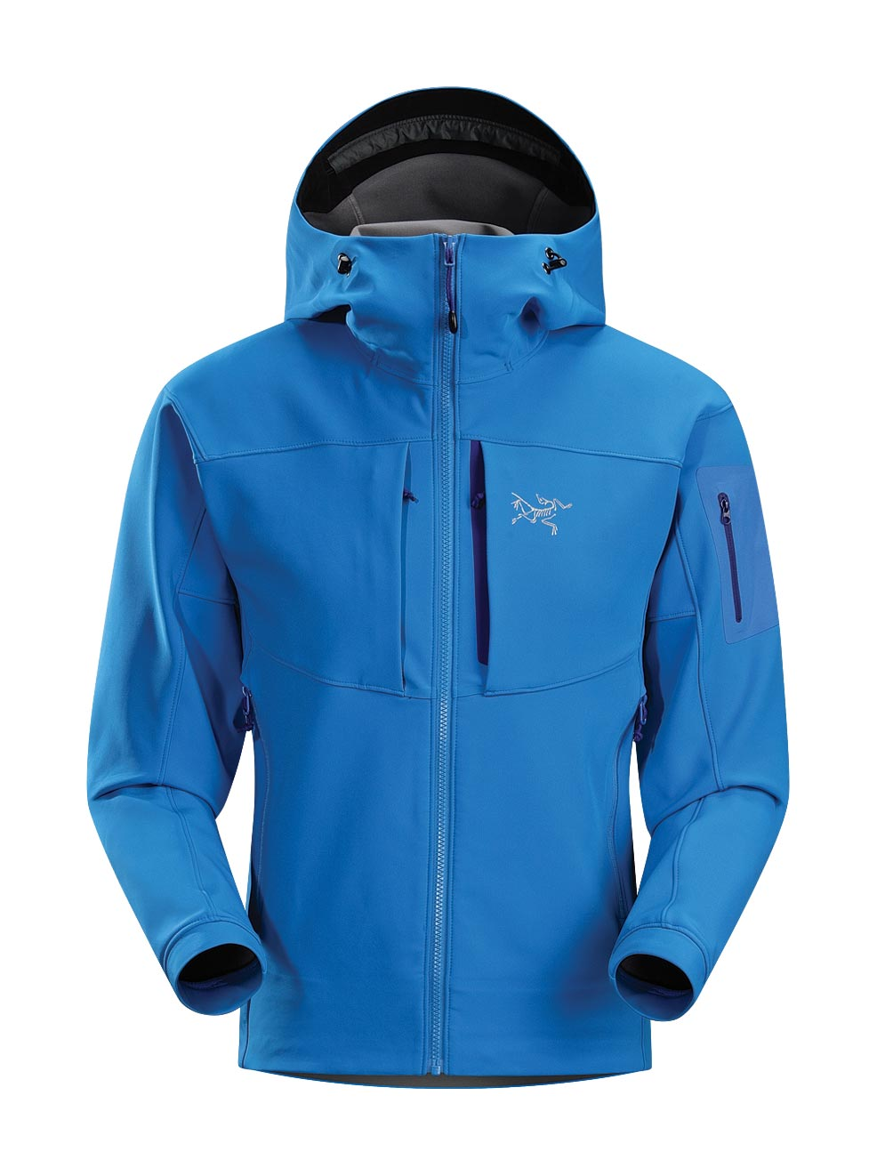 Arcteryx Jackets Men Blue Ray Gamma MX Hoody