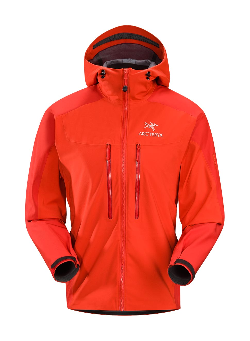 Arcteryx Jackets Men Road Rash Red Venta MX Hoody