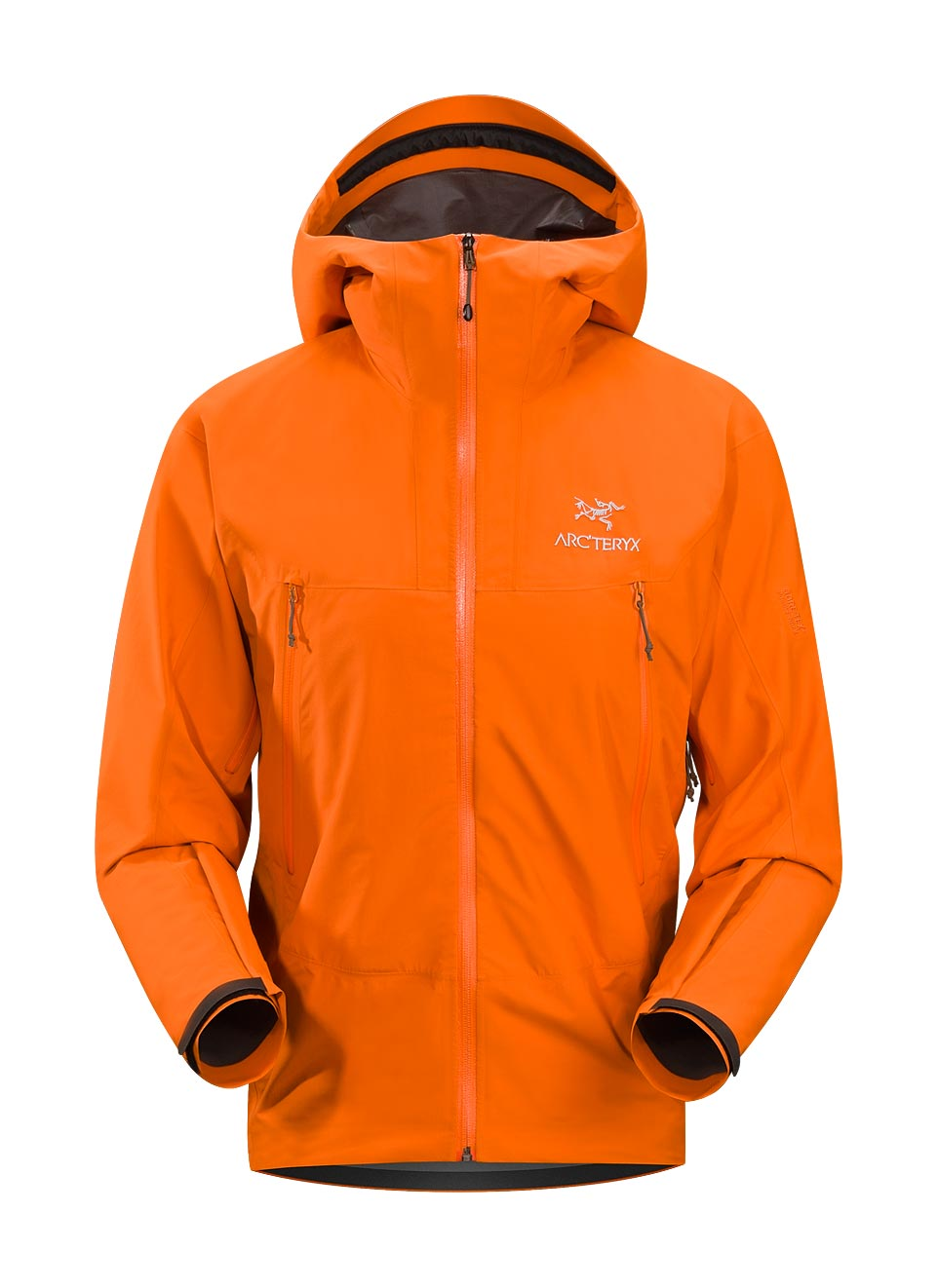 Arcteryx Jackets Men Naranja Alpha SL Jacket