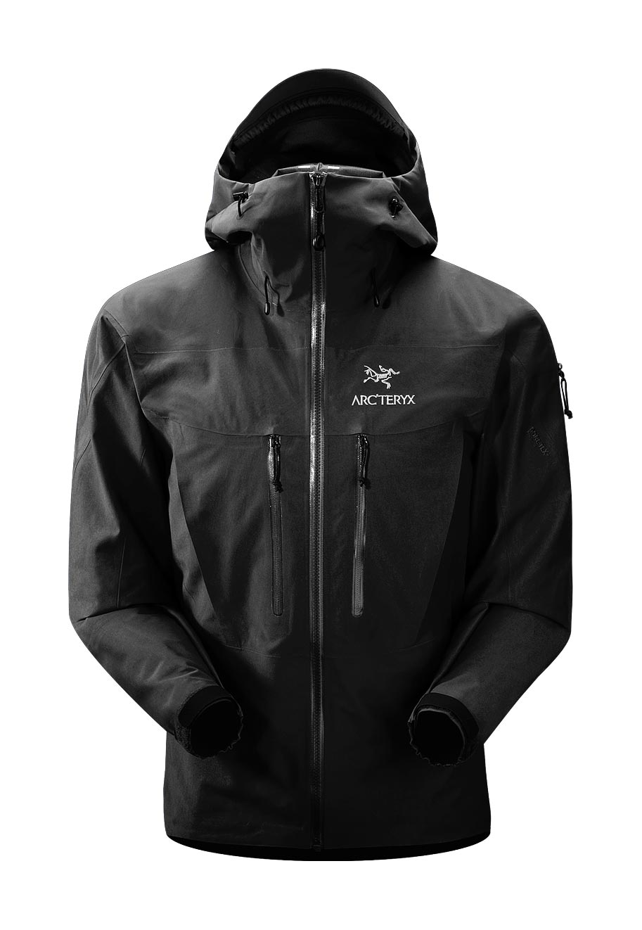 Arcteryx Jackets Men Black Alpha SV Jacket