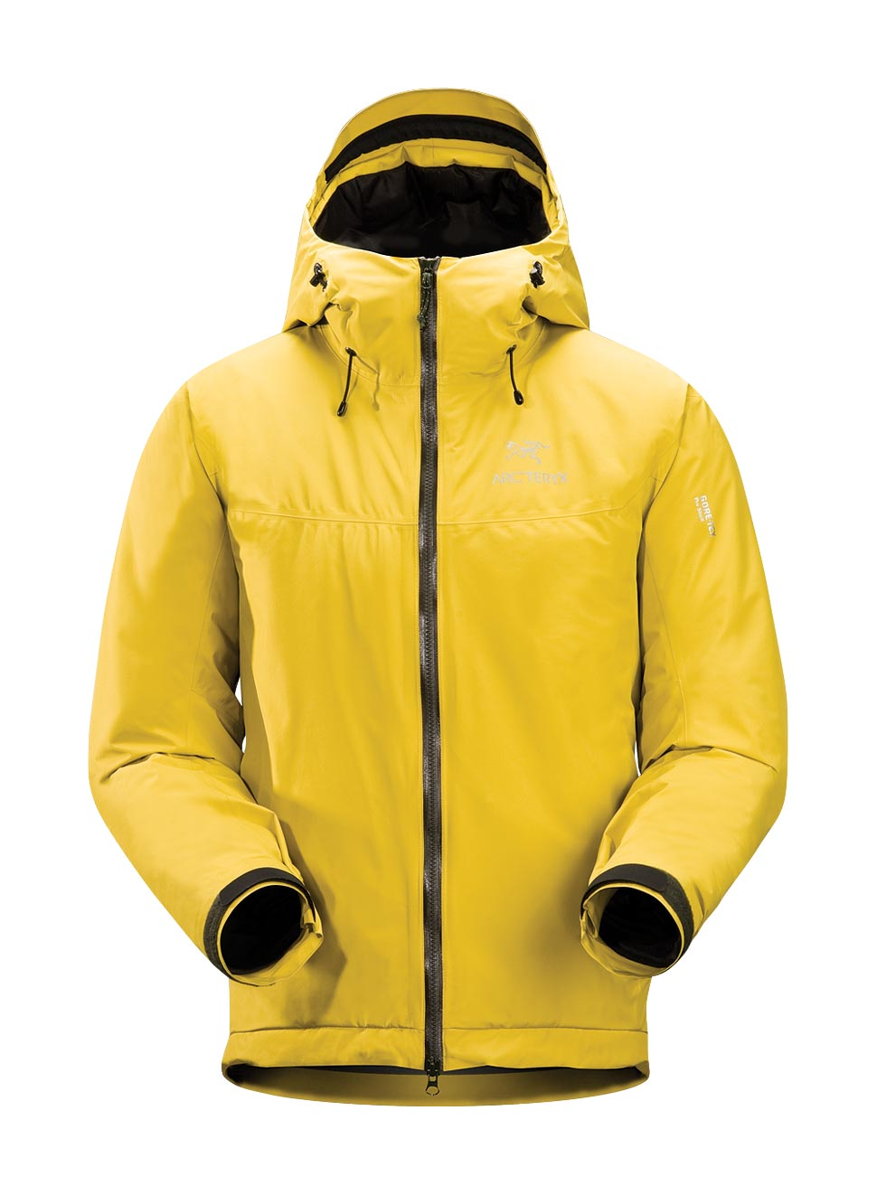 Arcteryx Jackets Men Citron Alpha FL Jacket