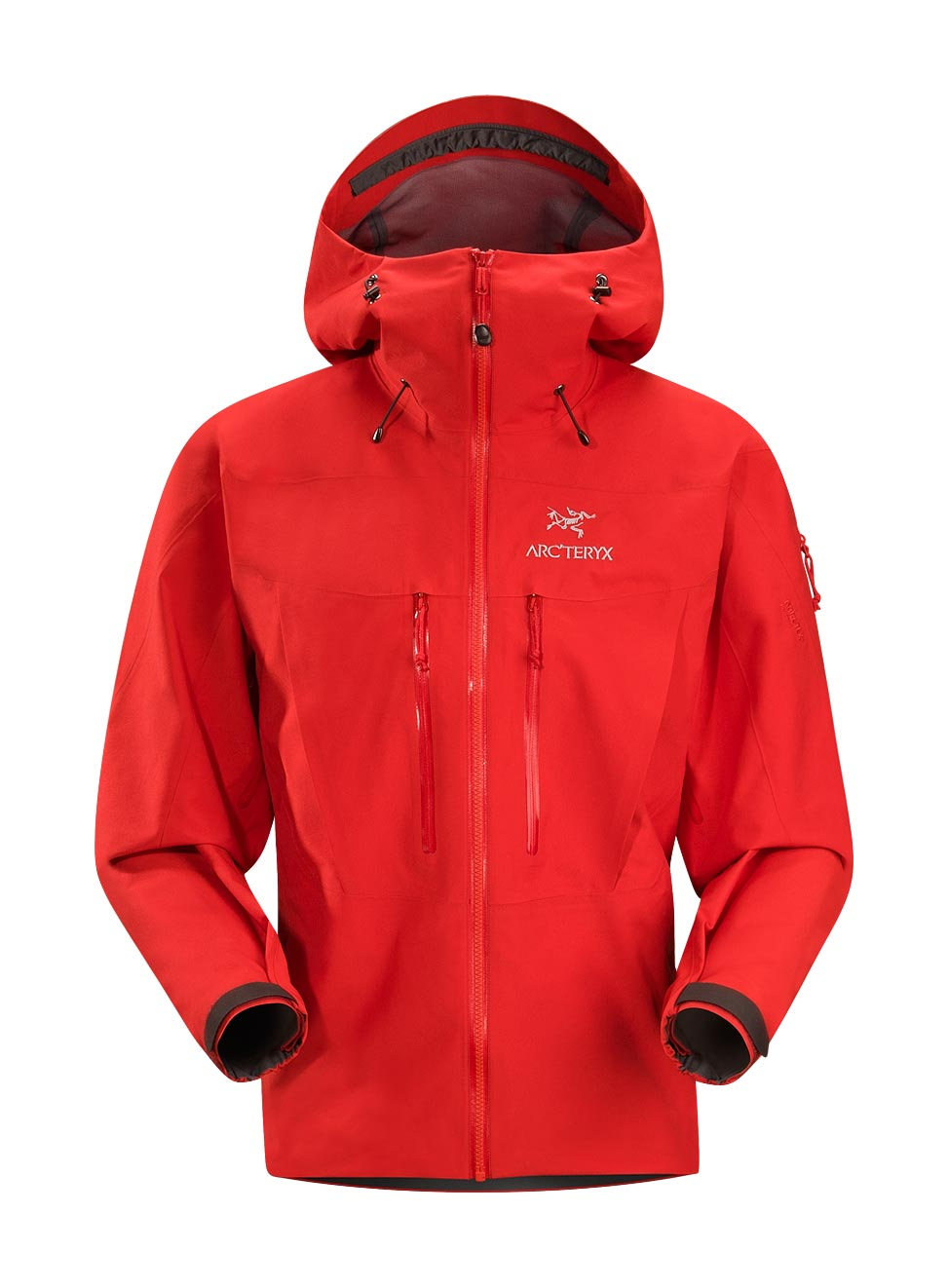 Arcteryx Jackets Men Cardinal Alpha SV Jacket