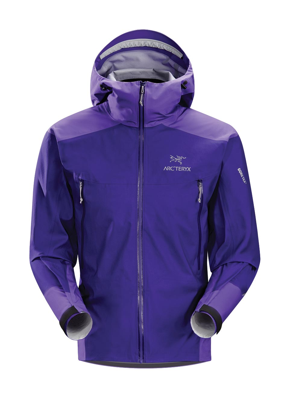 Arcteryx Jackets Men Squid Ink Beta FL Jacket