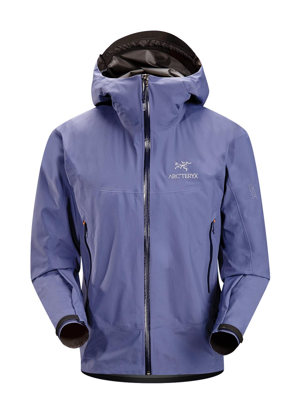 Arcteryx Jackets Men Blue Steel Beta SL Jacket