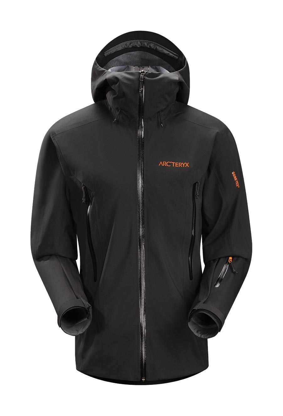 Arcteryx Jackets Men Black Crossbow Jacket
