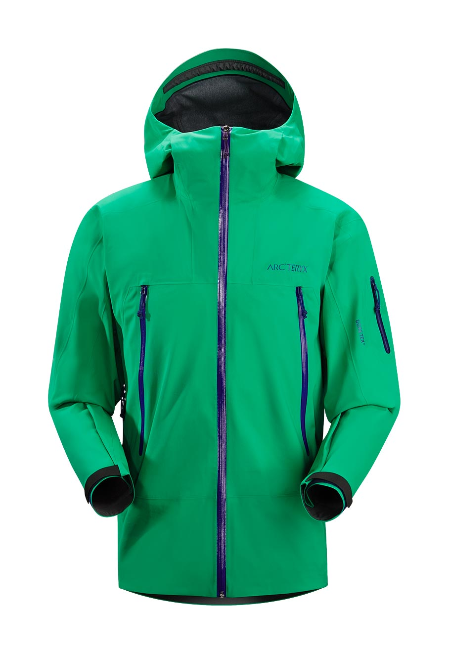 Arcteryx Jackets Men Green Light Sabre SV Jacket