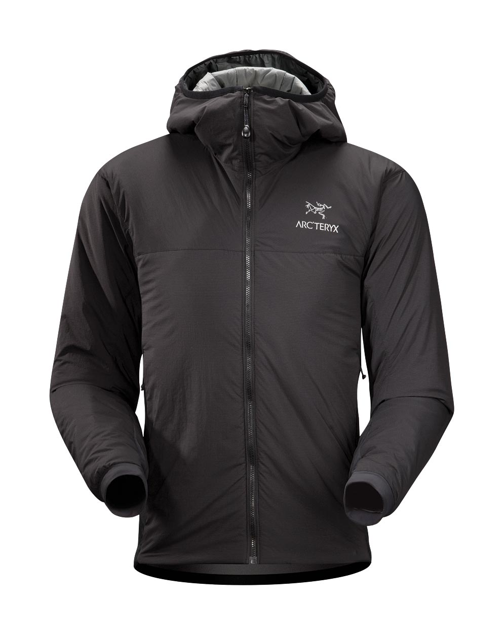 Arcteryx Men Black Atom LT Hoody