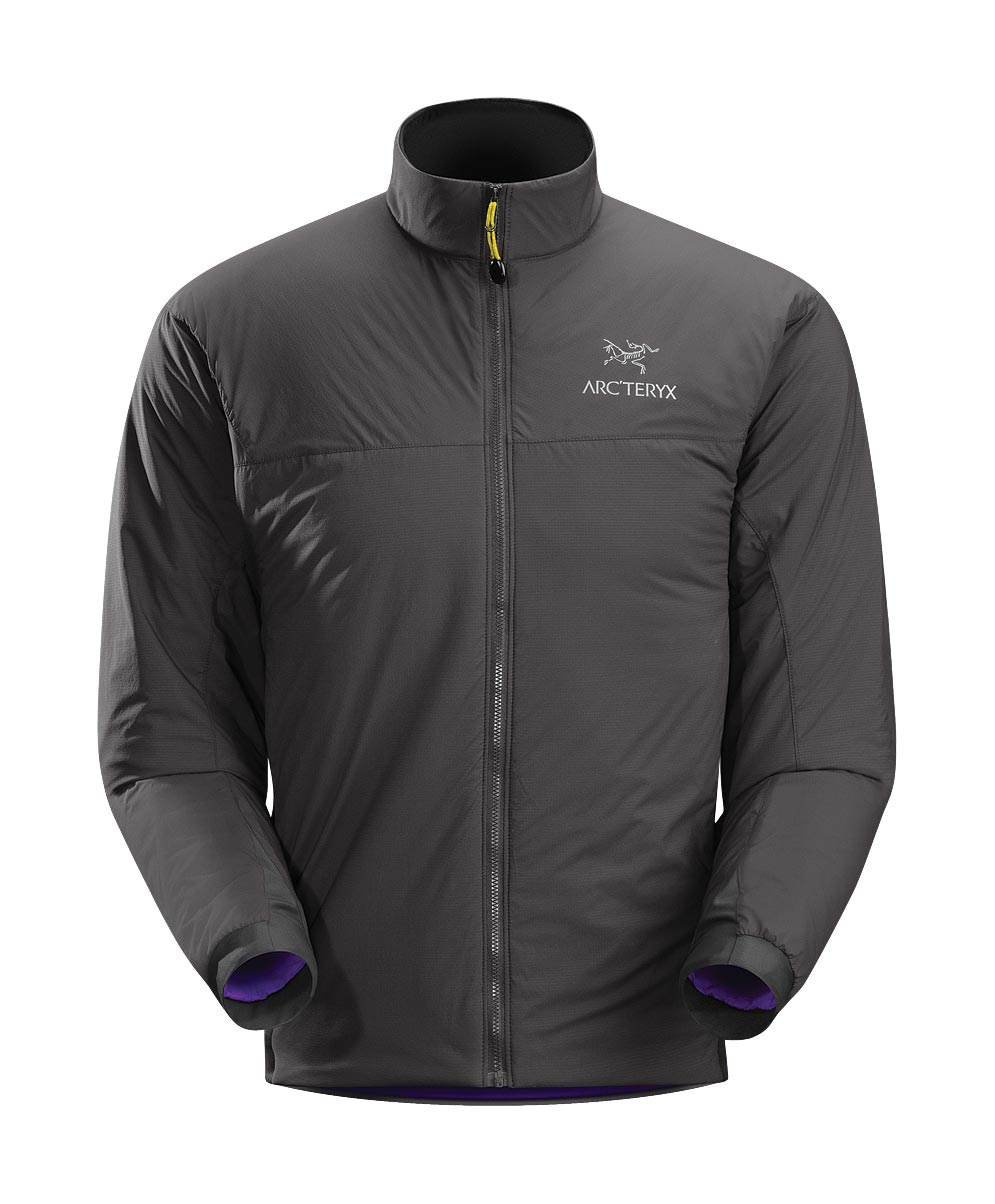 Arcteryx Men Night shade Atom LT Jacket