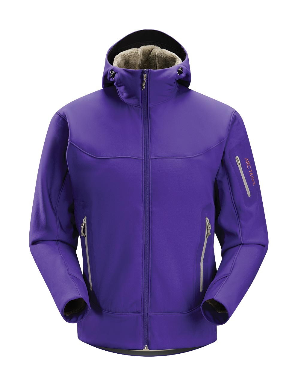 Arcteryx Men Squid Ink Hyllus Hoody